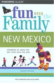 Cover of: Fun with the Family New Mexico, 4th (Fun with the Family Series) | Kate Winslow, Julia Ward