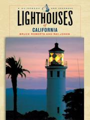 Cover of: Lighthouses of California