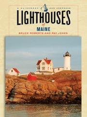 Cover of: Lighthouses of Maine | Ray Jones
