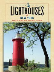 Cover of: Lighthouses of New York