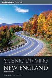 Cover of: Scenic Driving New England, 2nd (Scenic Driving Series)