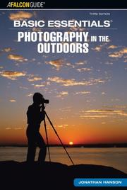 Cover of: Basic Essentials Photography in the Outdoors, 3rd (Basic Essentials Series)