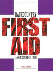 Cover of: Backcountry First Aid and Extended Care, 5th (Falcon Guide)