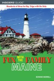 Cover of: Fun with the Family Maine, 5th | Bonnie Merrill