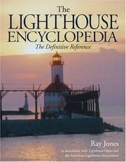 Cover of: The Lighthouse Encyclopedia