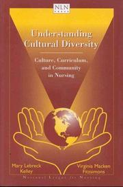Cover of: Understanding Cultural Diversity |