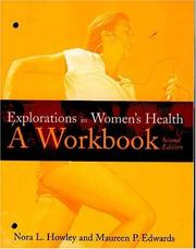 Cover of: Explorations in Women