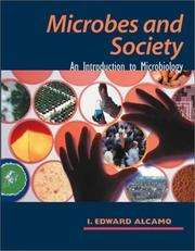 Cover of: Microbes and Society