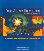 Cover of: Drug Abuse Prevention
