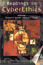 Cover of: Readings in CyberEthics