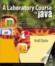Cover of: A Laboratory Course in Java