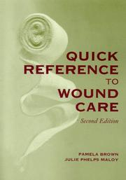Cover of: Quick Reference to Wound Care