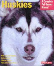 Cover of: Huskies | Katharina Schlegl-Kofler