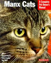 Cover of: Manx  cats