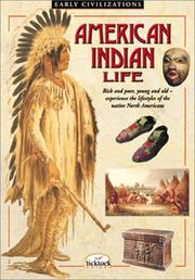 Cover of: North American Indian life