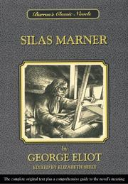 Cover of: Silas Marner | George Eliot