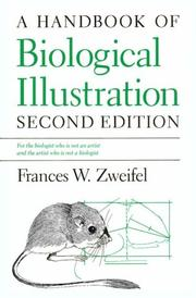 Cover of: A handbook of biological illustration