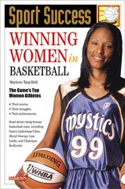 Cover of: Winning women in basketball
