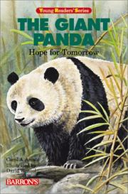 Cover of: The Giant Panda