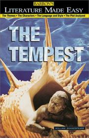 Cover of: William Shakespeare's The tempest | Lisa Fabry
