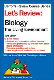Cover of: Let's review