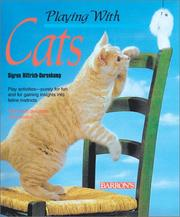 Cover of: Playing with cats
