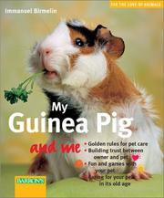 Cover of: My guinea pig and me