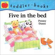 Cover of: Five in the bed