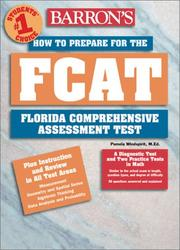 Cover of: How to Prepare for the FCAT | M.Ed., Pamela Windspirit