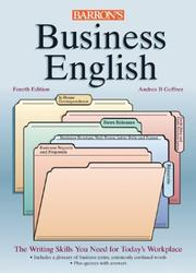 Business English by Andrea B. Geffner