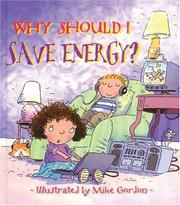 Cover of: Why Should I Save Energy?