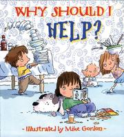 Cover of: Why Should I Help?
