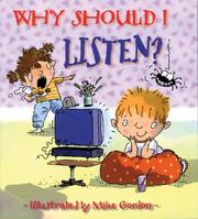 Cover of: Why Should I Listen?