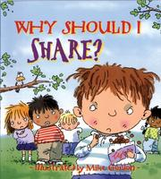 Cover of: Why Should I Share?