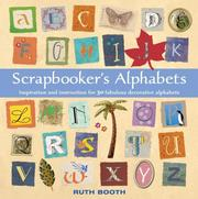 Cover of: Scrapbooker