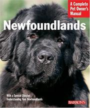 Cover of: Newfoundlands (Complete Pet Owner