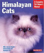 Cover of: Himalayan Cats (Complete Pet Owner's Manual)