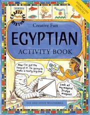 Egyptian Activity Book (Creative Fun Series)