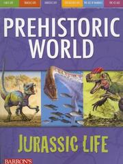 Cover of: Jurassic Life (Prehistoric World Books) | Dougal Dixon