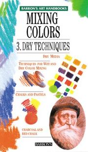 Cover of: Mixing Colors | Parramon