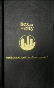 Cover of: Hex and the city | Lucy Summers