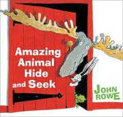 Cover of: Amazing Animal Hide and Seek