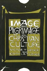 Cover of: Image and pilgrimage in Christian culture