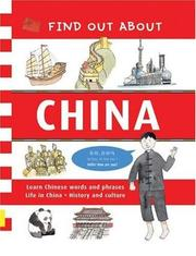 Cover of: Find Out About China | Zheng Qing