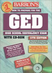 Cover of: How to Prepare for the GED with CD-ROM