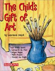 Cover of: A Child's Gift of Art