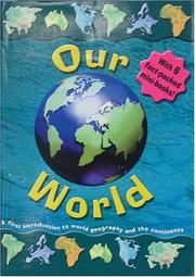 Cover of: Our World | Clint Twist
