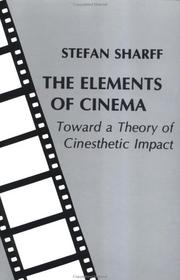 Cover of: The elements of cinema