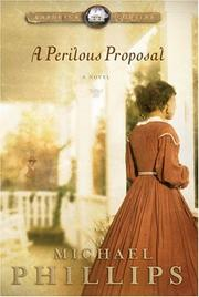 Cover of: A perilous proposal