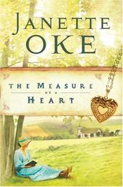 Cover of: The Measure of a Heart (Women of the West #6)